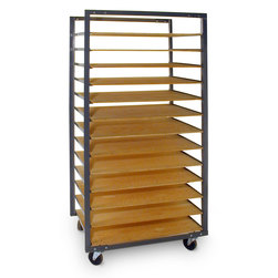 Bailey Ware Truck - 13-Division Rack