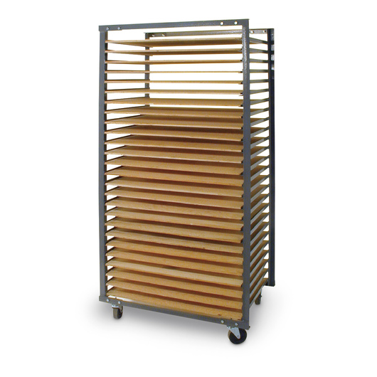 Bailey Ware Truck - 26-Division Rack