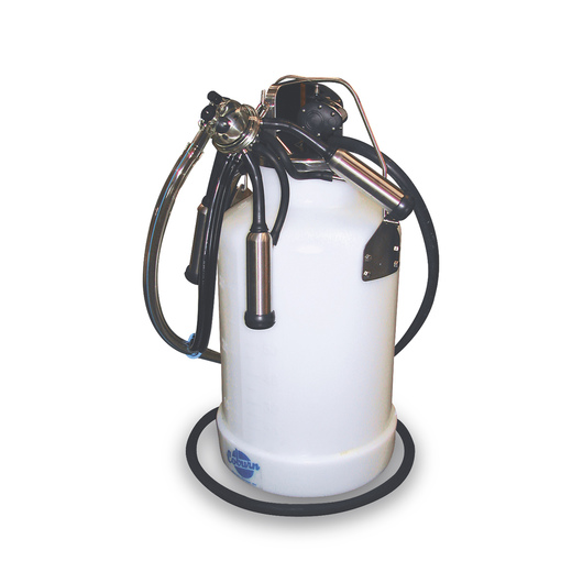 Poly Bucket Milker Assembly (for Dairy Cows) - 80-lb. Capacity