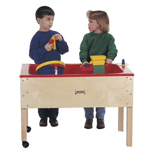 Space Saver Sand and Water Table