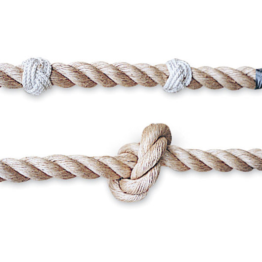 Indoor Climbing Rope, Rest/Grip Knot