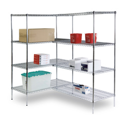 Four-Shelf Add-On Unit