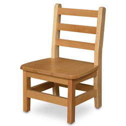 Wood Designs™ Wooden Chair - 10 in. H
