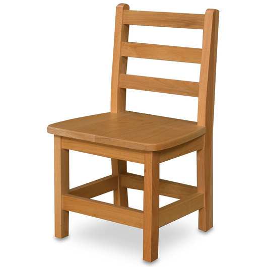 Wood Designs™ Wooden Chair - 12 H