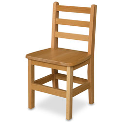 Wood Designs™ Wooden Chair - 14 in. H