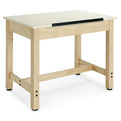 Diversified WoodCrafts Drafting/Art Table