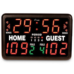 Multi-Sport Tabletop Electronic Scoreboard - Indoor