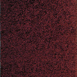 Solid-Colors Carpet Collection - Rectangle, 6 ft. x 9 ft, Blueberry
