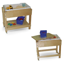 Nasco Compact Sand and Water Table with Cover/Shelf