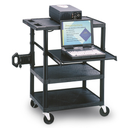 Laptop-Multimedia Projector/AV Cart