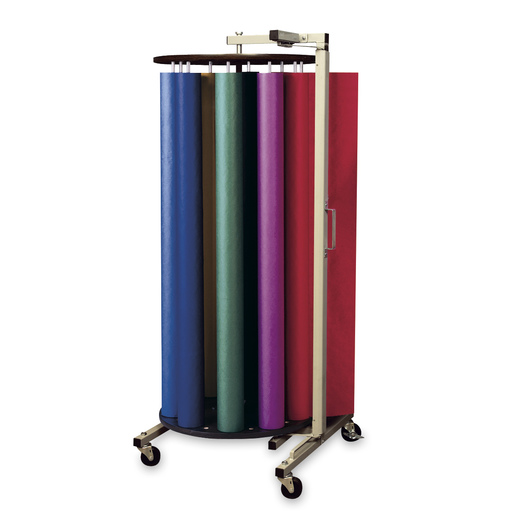 Pacon® Rotary Rack 10-Roll Dispenser without Paper