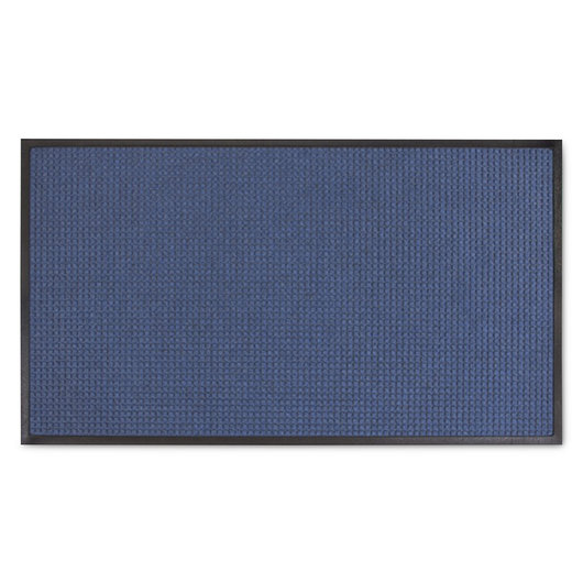 Water Absorbing Spongemat - 2 ft. 10 in. x 3 ft. 9-1/2 in. - Blue