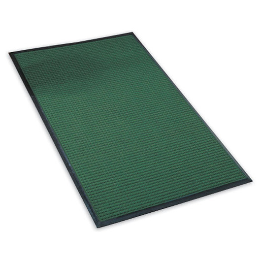 Water Absorbing Spongemat - 3 ft. 8-1/2 in. x 5 ft. 6-1/2 in. - Hunter Green