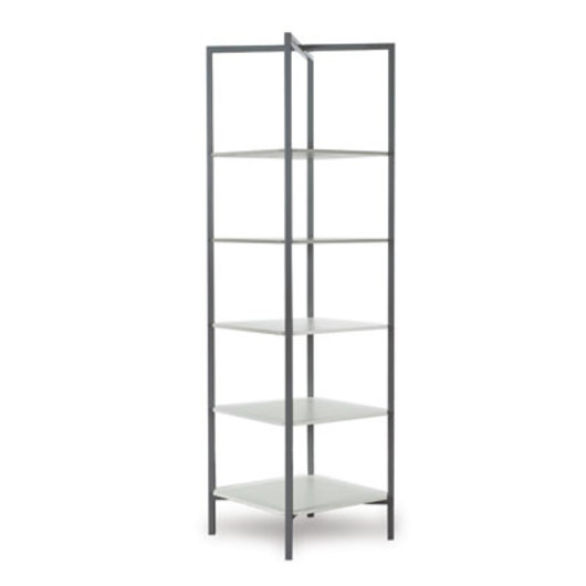 The Miller Group Port-A-Stand Folding Etagere