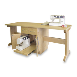 Dual Sewing Station