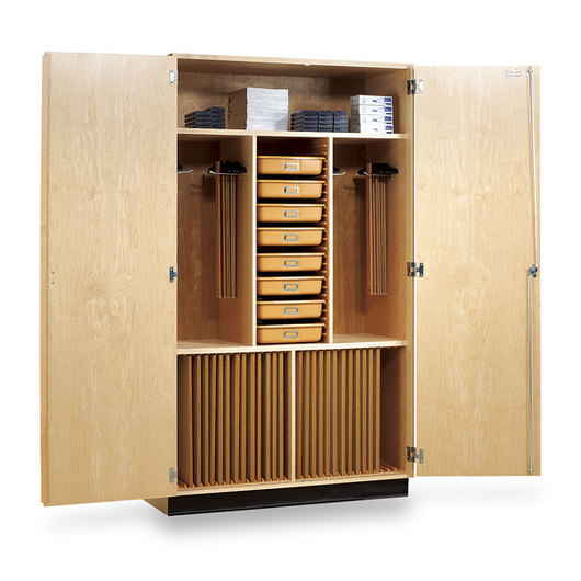 Drawing Storage Cabinet 48 in. W