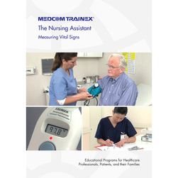 Medcoms Nursing Assistant DVD Series - Measuring Vital Signs for the CNA