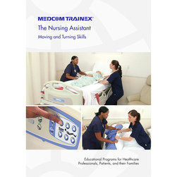 Medcoms Nursing Assistant DVD Series - Moving and Turning