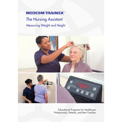 Medcoms Nursing Assistant DVD Series - Measuring Weight