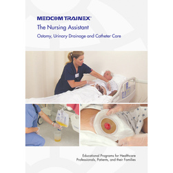 Medcoms Nursing Assistant DVD Series - Ostomy, Urinary Drainage, and Catheter Care