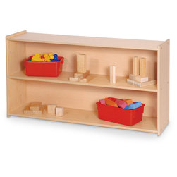 Angeles® Value Line Wide Two-Shelf Storage