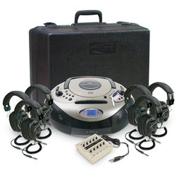 Califone Spirit SD Multimedia Listening Center