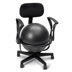 CanDo Metal Ball Chair