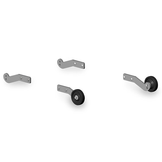 Lift Handle and Wheel Kit for Wrangler Junior Scale