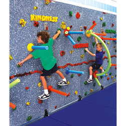 Climbing Walls Challenge Course