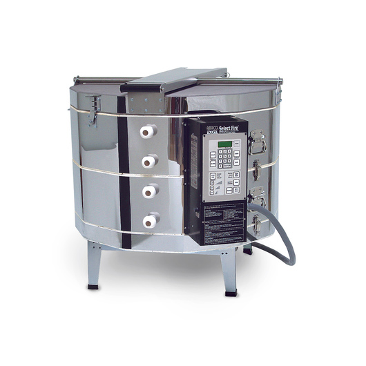 AMACO® EXCEL® Kiln - Model EX-1266SF with Select Fire™ Kiln Control - 240V - 1 Phase