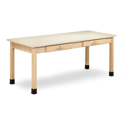 Laminate Top Planning Desk - 30 in. x 72 in.