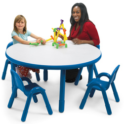 Angeles BaseLine 36 in. dia. x 18 in. H Round Activity Table