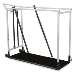 Sullivans Cadillac Hybrid Chute Aluminum Top with Steel Base