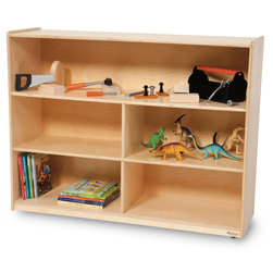 Contender Divided Storage Shelf