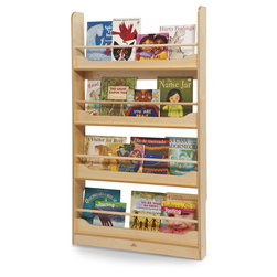 Whitney Brothers Wall Mount Bookshelf