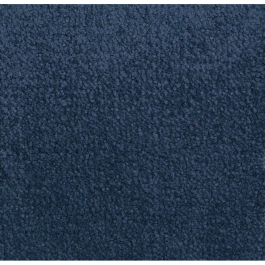 Mt. Shasta Solid/Color Carpet - Ocean Blue, 6 ft. x 9 ft.