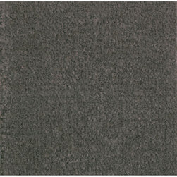 Mt. Shasta Solid-Color Carpet - Wolf Gray, 6 ft. x 9 ft.