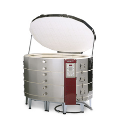 SKUTT Ceramic Kiln - Model KM-1627-3PKLF - 3 Phase