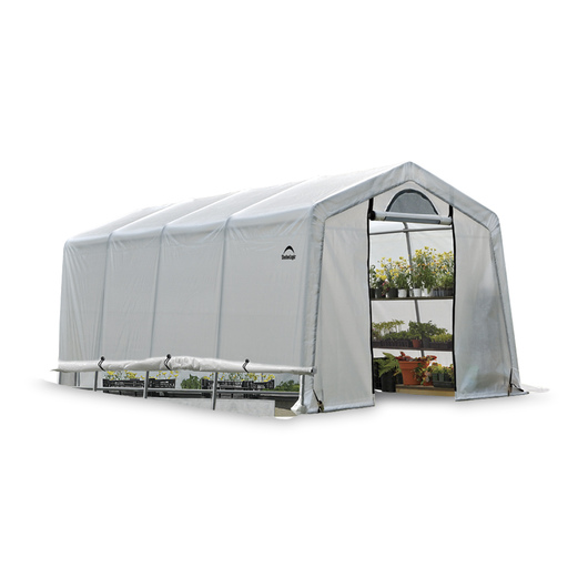 GrowIT® Greenhouse-in-a-Box® EasyFlow™ Greenhouse - 10 ft. x 20 ft. x 8 ft.