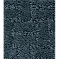 Soft-Touch Texture Blocks - Slate Blue, 6 ft. x 9 ft.