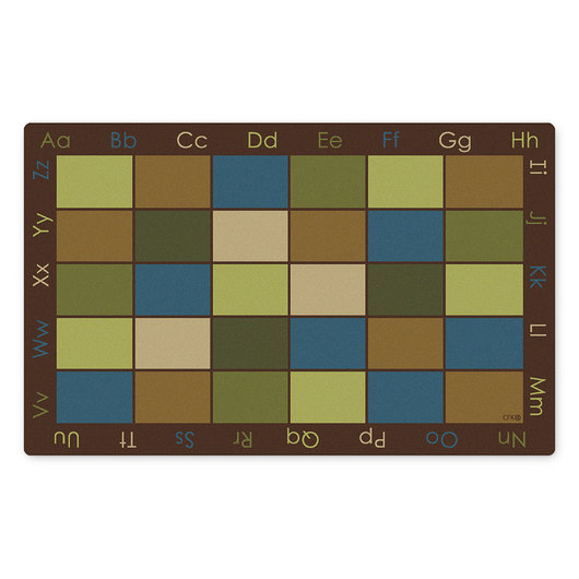 Nature's Colors Seating Rug - Rectangle, 7 ft. 6 in. x 12 ft.