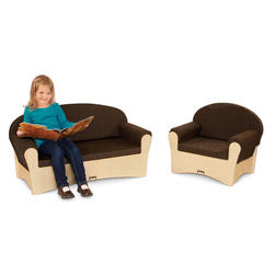 Jonti-Craft Furniture, Sofa and Chair Set