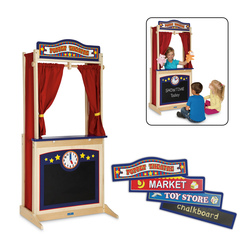 Pretend and  Play Floor Theater