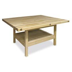 Hann Four Student Woodworking Bench