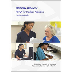HIPAA: The Security Rule - Medcom Medical Assistant DVD