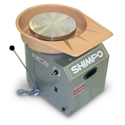 Shimpo RK-Whisper Potters Wheel