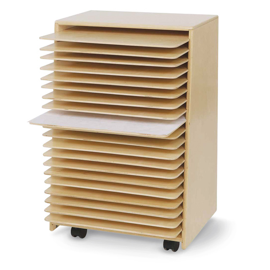 Wood Designs™ Drying and Storage - 30 in. H x 20 in. W x 15-1/2 in. D