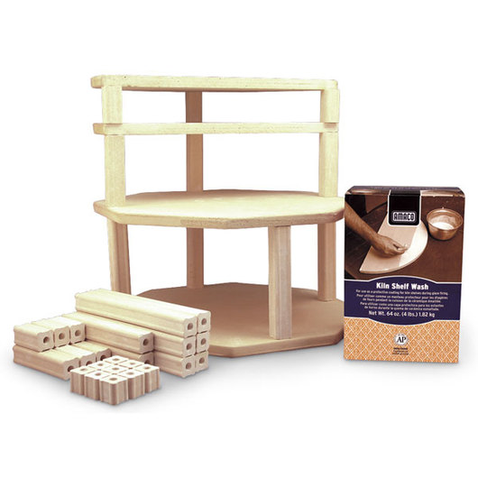 AMACO® Excel® Kiln Furniture Kit - for Model EX-247 and EX-257