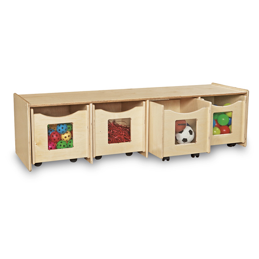 Wood Designs™ Storage Bench