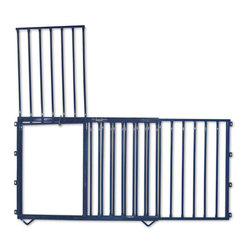 Show Stopper Aluminum Pen Single-Lift Divider Gate